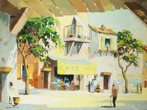 Café Vins, South of France