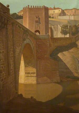 The Alcántara, Toledo