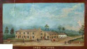Ebenezer Chapel, Colne Road, c.1840