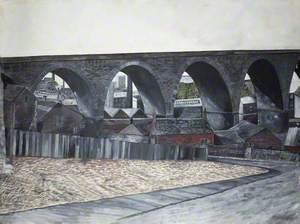 Old Railway Arches, Burnley