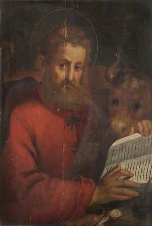 Saint Luke, One of the Four Evangelists