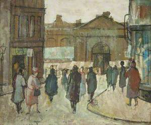 Market Hall, Burnley