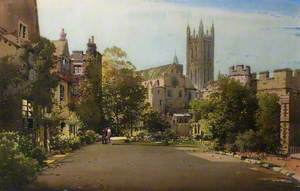 Dean's Garden, Canterbury