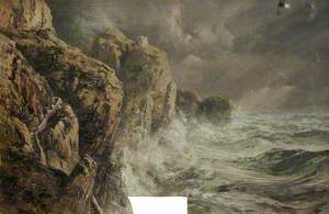 A Wild Day at the South Stack