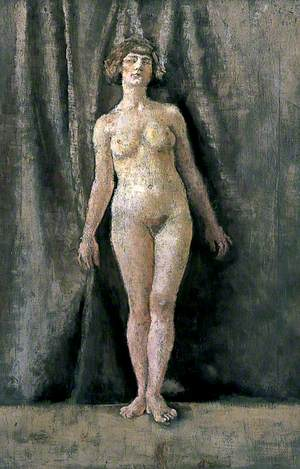 Female Figure Standing
