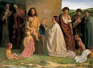 'Suffer the little children to come unto me'