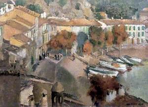 Quay Scene, Majorca