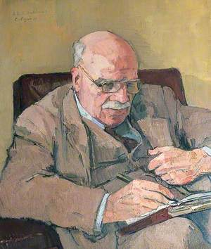 Professor J. B. S. Haldane (1892–1964)
