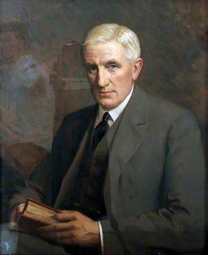 Professor Wilfred Trotter (1872–1939)