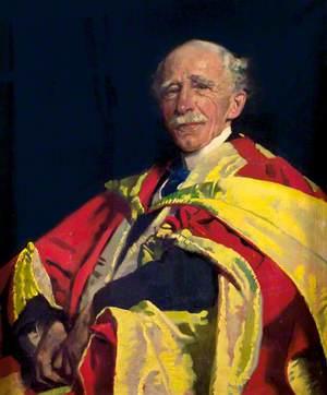 Sir J. Ambrose Fleming (1849–1945), MA