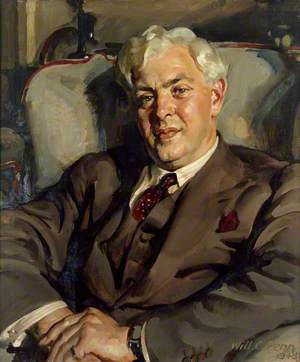 George Cyril Allen (1900–1982), Professor of Political Economy