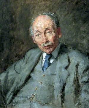 Professor M. J. M. Hill, FRS, Vice-Chancellor of London University (1909–1911)