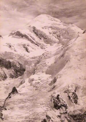 Mont Blanc from Brévent