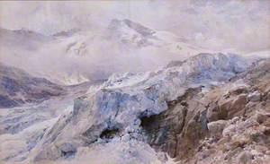 Gepatsch Glacier