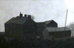 The Farm, Mow Cop, Staffordshire