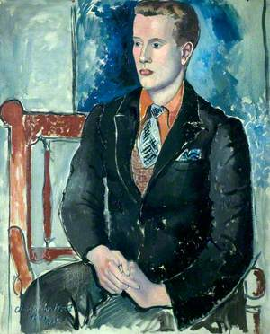 Constant Lambert (1905–1951), as a Young Man
