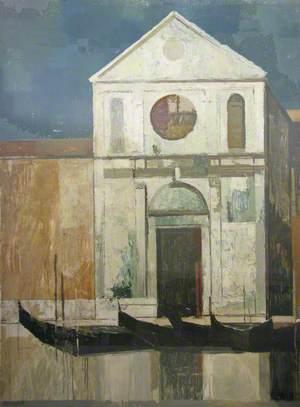 Church and Gondolas