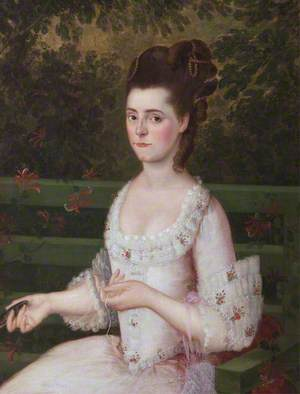 Ann Twell, Wife of Charles Twell