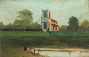 Skirbeck Church, Lincolnshire
