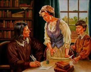 Samuel Wesley Senior (1662–1735), Susanna Wesley and Samuel Wesley Junior