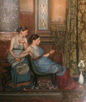 Two Women (Greek Girls)