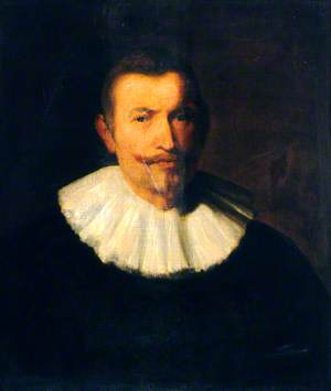 Portrait of Hubert du Hot (b.c.1573)