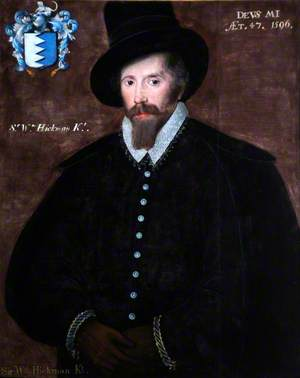 Sir William Hickman (d.1625), Kt