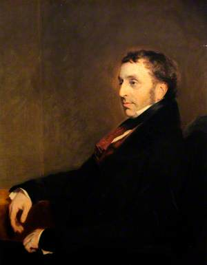 Sir Henry Hickman Bacon (1820–1872), Bt