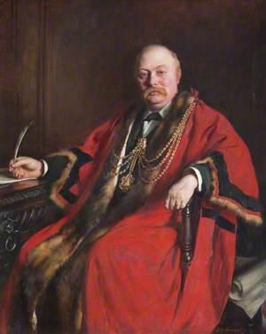 Sir George Doughty, MP (1895), Mayor of Grimsby (1892–1893)