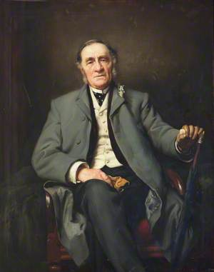 Edward John Bannister, Mayor of Grimsby (1868–1869)