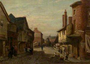 Old West Bridge Street, Leicester