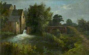 Aylestone Mill, Leicestershire