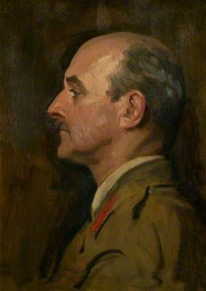 Field Marshal Viscount Allenby (1861–1936), GCB, GCMG
