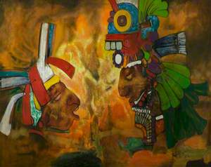 Maya Confrontation