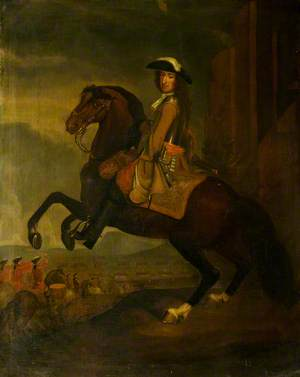 William III (1650–1702), on Horseback