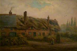 The Old Workhouse (Poor House), the Green, Belgrave, Leicestershire