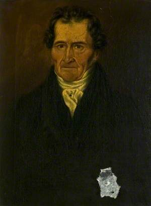 Joseph Winks (1767–1835), the Artist's Father