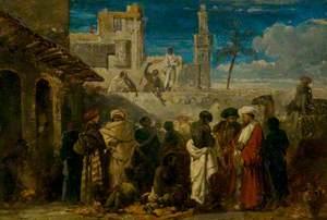 The Slave Market, Cairo