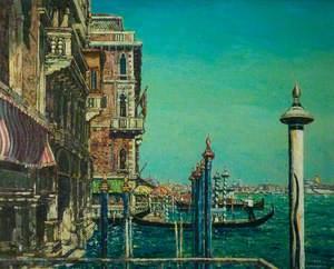 Landing Stage, Venice