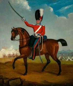 Quartermaster J. Kirk, Leicestershire Yeomanry