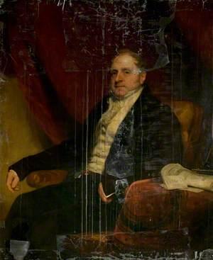 George Anthony Legh-Keck (1774–1860)