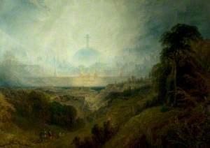 Pilgrims in Sight of the Celestial City