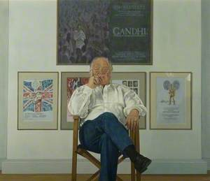 Sir Richard Attenborough (b.1923)