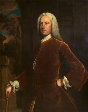 James Wigley of Scraptoft Hall (c.1700–1765)