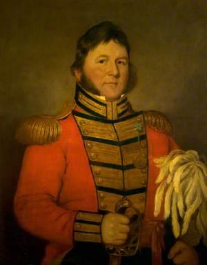 Captain James Jones (1777–1866), RM