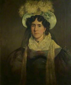 The Wife of Captain James Jones