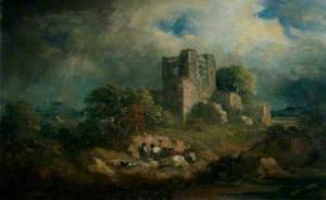 Broughton Castle, Lancashire