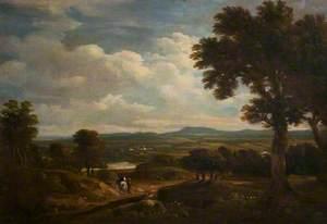 View near Coleorton, Leicestershire