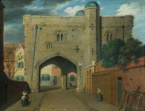 Newarke Gateway, Leicester