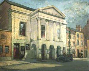 The Theatre Royal, Leicester